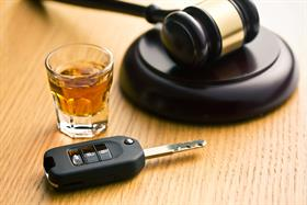 Whiskey, car keys and gavel - DWI lawyer Springfield MO